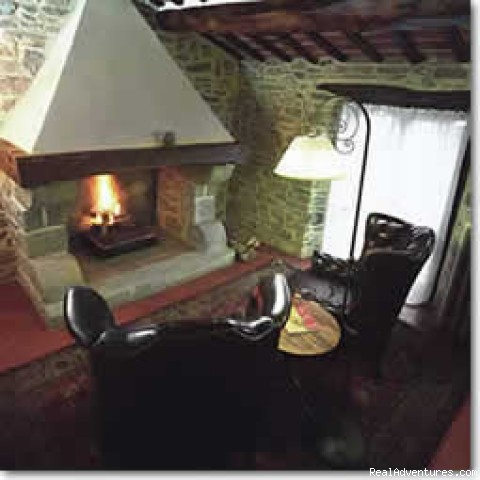 Sitting Room (#4 of 6) - Il Rifugio - Cortona