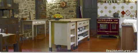 Kitchen - Il Rifugio - Cortona