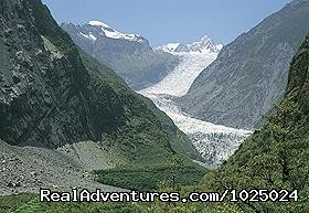 Glacier - New Zealand Custom Tours by Tailored Travel