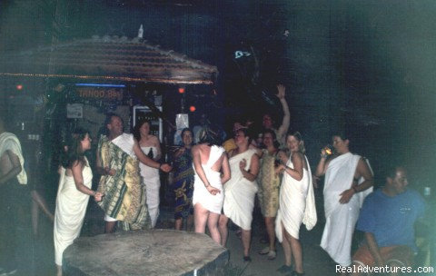 TOGA PARTY AT TANGO HOSTEL - Tango Hostel & Pension