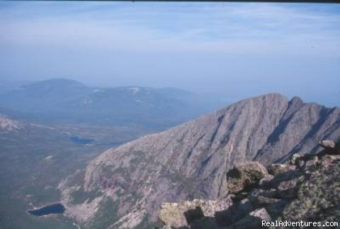 Mt. Katahdin summit - Maine Multisport