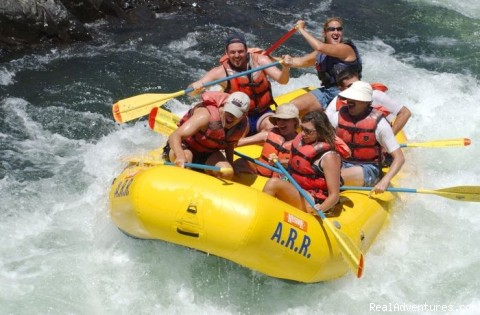 - Guided Whitewater Adventures in California