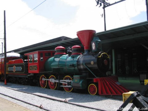 Chattanooga Cho Cho train - Chattanooga is Top Family Destination