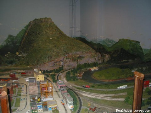 Chattanooga is Top Family Destination Model Railroad Museum