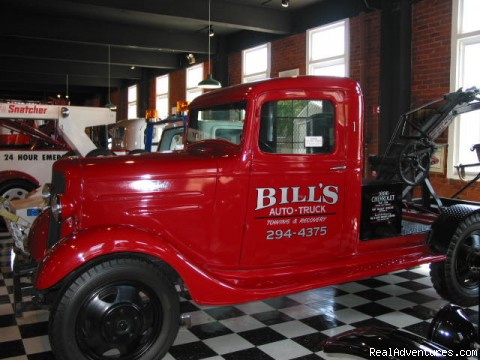 Chattanooga is Top Family Destination International Tow Truck Museum