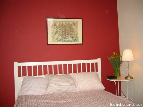 The Red Room - Amsterdam Lodge B&B