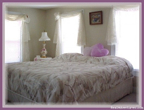 Seaside Inn Bed & Breakfast: Suite Romance