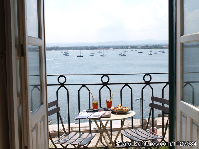 Wonderful sea view apartment in Ortigia