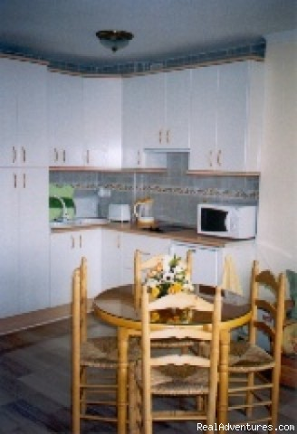 La Cala Studio Spain: Kitchen area