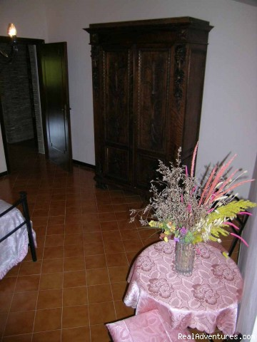 ancient furnitures - Verde Umbria vacation home ferienhaus casa vacanze