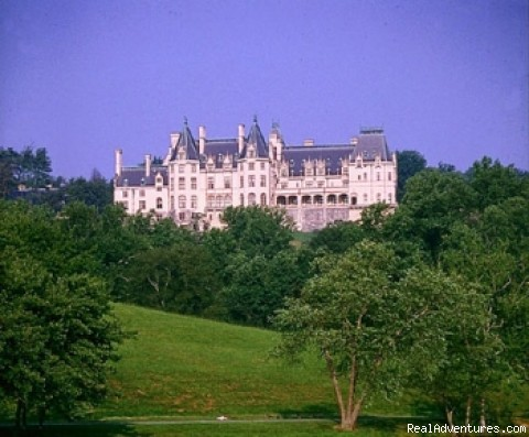 North Carolina Biltmore & Blueridge Adventure: The Spectacular Biltmore Estate