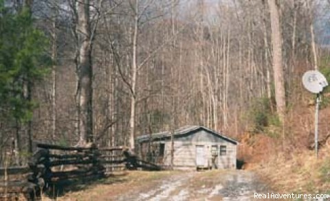 - Cherokee NC Log Cabin Rental w/ Hot Tub
