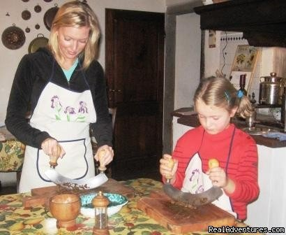 Cooking class with kids | Image #20/24 | Toscana Mia