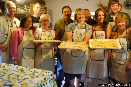 Italian cooking and wine classes organized in private homes with Italians for 1 day to 1 week,to study with truly Italian people in a truly Tuscan enviroment,hence steeping in a Tuscan experience to the maximum. Enjoy the delights of Italian cuisine.