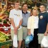 Visit to Florence Market