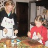 Cooking class with kids