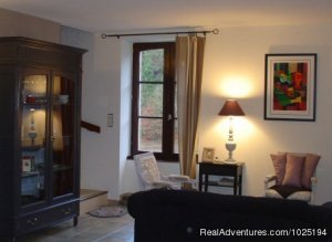 riverside accommodation/gites in Brittany st nicolas des eaux, France Vacation Rentals