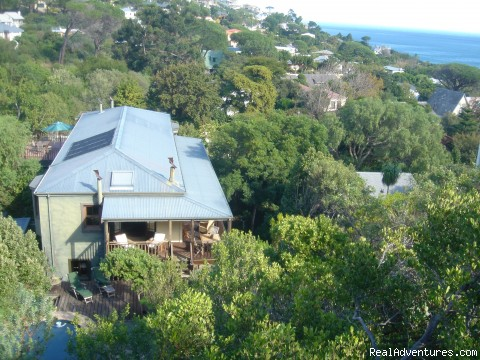 Hout Bay Hideaway a small luxurious guest house