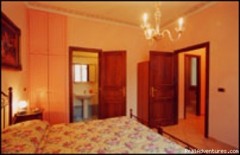 Double room with private bath - Roman Walls Bed and Breakfast