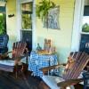 Stirling House B&B porch