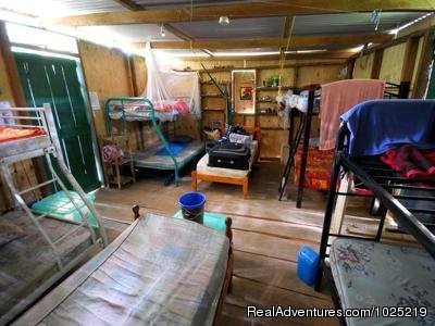 Mixed Dormitory Hostel Accommodation | Image #8/11 | 3 Rivers Eco Lodge
