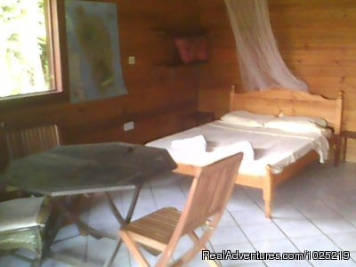 Ocean view bed | Image #11/11 | 3 Rivers Eco Lodge