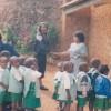 Mus'Art Gallery, Founder Welcoming Nursery School Kids