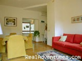 living room, another view - Apartment in Rome - Via dei Greci