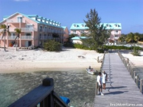Caribe Sands Beach Resort - Dive Cayman Brac