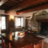 Restored Living Area in Tuscany Style
