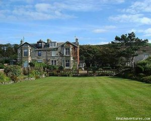 Fabulous Views Of The Isle Of Arran Seamill, West Kilbride, United Kingdom Bed & Breakfasts