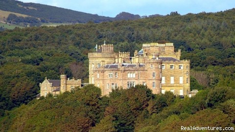 Culzean Castle, South Ayrshire - Fabulous Views Of The Isle Of Arran