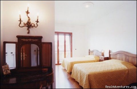 Room 3 - F&F bed and breakfast Rome