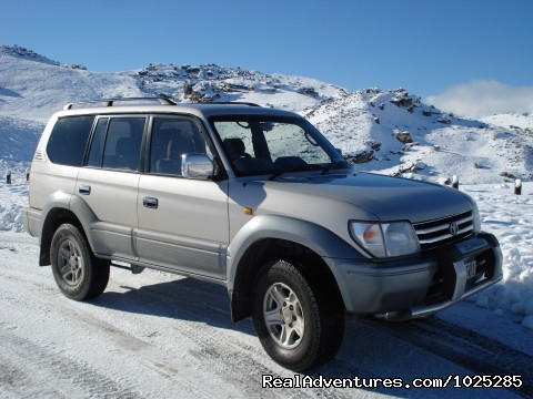 Overland 4WD Rentals - everyone needs an adventure:
