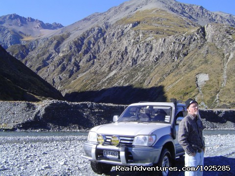 - Overland 4WD Rentals - everyone needs an adventure