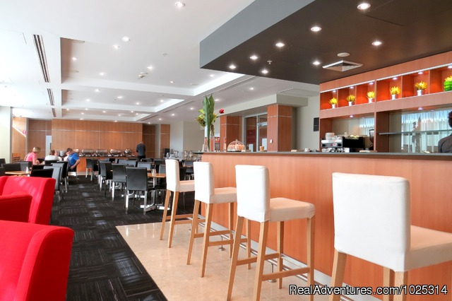 Restaurant/Lounge for Breakfast and Dinner - Parramatta Waldorf Apartment Hotel Sydney