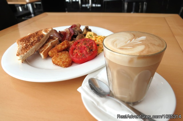 Full Hot Buffet Breakfast Daily (#8 of 15) - Parramatta Waldorf Apartment Hotel Sydney