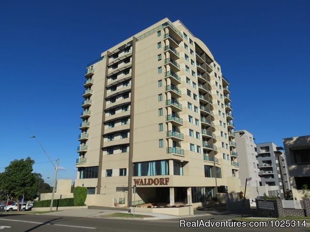 Waldorf Parramatta - Parramatta Waldorf Apartment Hotel Sydney