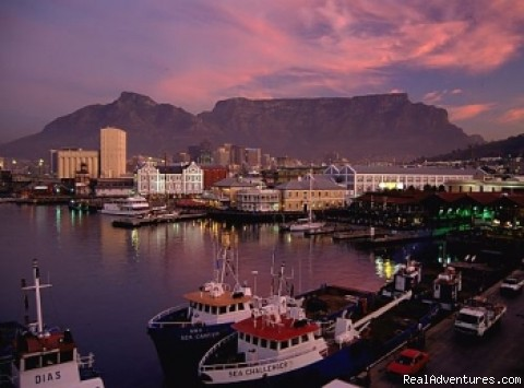 Cape Town Waterfront (#3 of 4) - Charlton Tours & Safaris