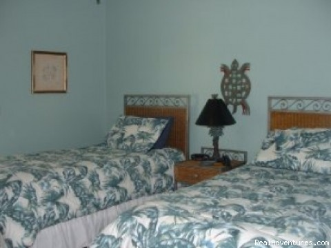 Main Floor Bedroom - Island Wind Key West Vacation Home Rentals
