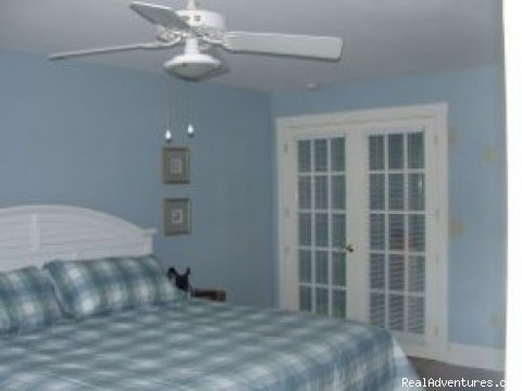Master Bedroom - Island Wind Key West Vacation Home Rentals
