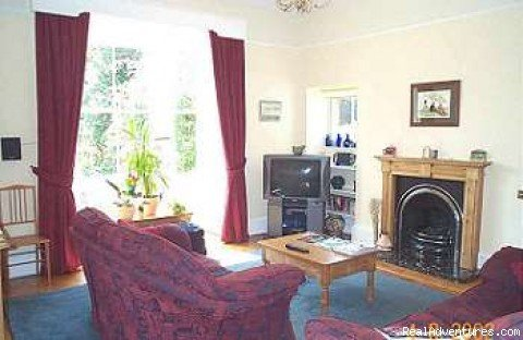 Kilronan House, Guest Sitting Room | Image #2/6 | Stirling, Scotland , Kilronan Guest House B&B