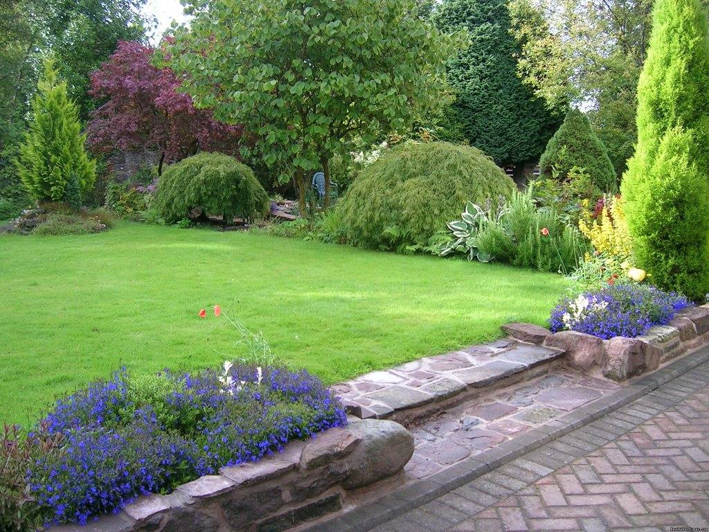 Garden, Kilronan House | Image #5/6 | Stirling, Scotland , Kilronan Guest House B&B