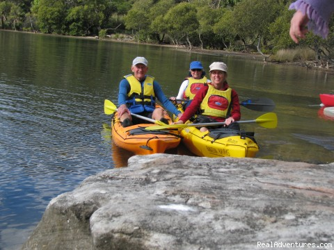 Bundeena Kayaks, Sydney - Kayaking Tours and  Hire
