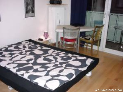Apartment-World Frankfurt Studio apartment