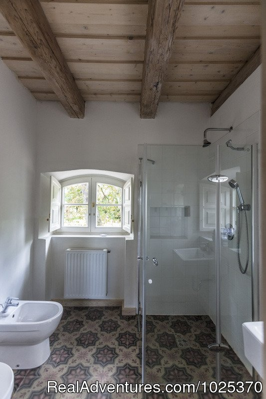 Shower | Image #9/12 | The bat Barn, Guest House and Hunting Lodge -