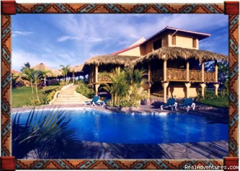 Colina Esmeralda, Country Styled Villa - Haciendas El Choco