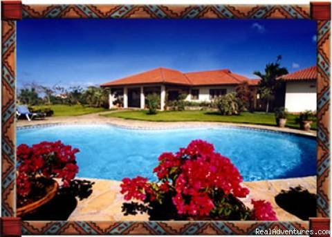 Hacienda Las Orquideas, Dominican Villa - Haciendas El Choco