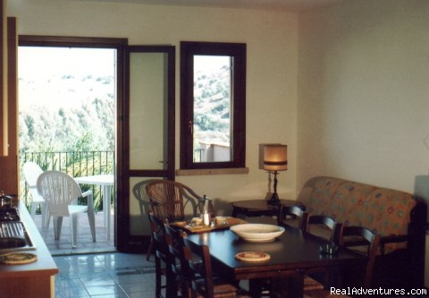living - Sicily villa rental & apartment rental