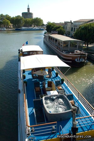 Esperance Sun Deck (#5 of 5) - Canal & River Cruises in France by France Cruises
